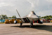 03-4050 - USA - Air Force Lockheed Martin F-22A Raptor aircraft
