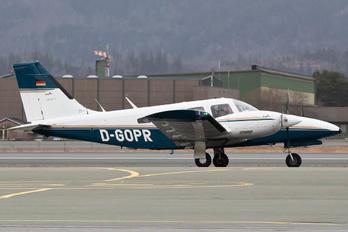D-GOPR - Private Piper PA-34 Seneca