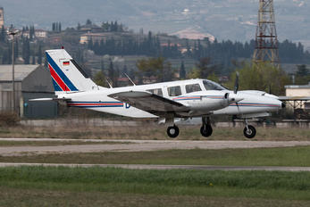 D-GLLW - Private Piper PA-34 Seneca