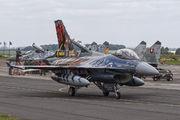 FA-87 - Belgium - Air Force General Dynamics F-16A Fighting Falcon aircraft