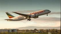 ET-ASI - Ethiopian Airlines Boeing 787-8 Dreamliner aircraft