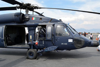 PF-102 - Mexico - Police Sikorsky UH-60L Black Hawk