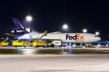 N313FE - FedEx Federal Express McDonnell Douglas DC-10-30F