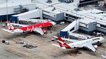 VH-EBL - QANTAS Airbus A330-200 aircraft
