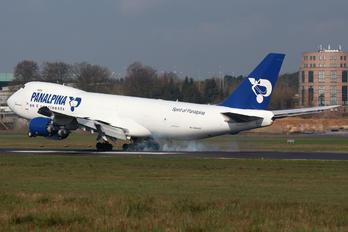 N850GT - Panalpina Boeing 747-8F
