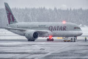 A7-BCA - Qatar Airways Boeing 787-8 Dreamliner aircraft