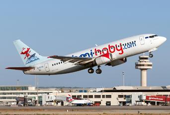 G-TOYD - bmibaby Boeing 737-300