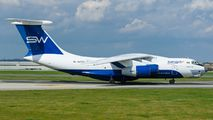 4K-AZ101 - Silk Way Airlines Ilyushin Il-76 (all models) aircraft
