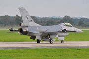 J-631 - Netherlands - Air Force General Dynamics F-16A Fighting Falcon aircraft