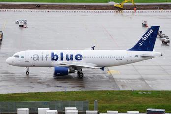 AP-EDA - Air Blue Airbus A320