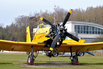 SP-ZUS - Private PZL M-18B Dromader