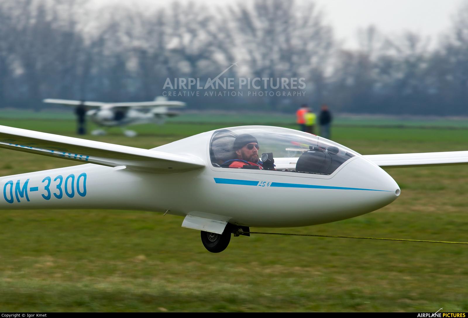 Aeroklub Nitra OM-3300 aircraft at Nitra