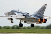 11 - Russia - Air Force Sukhoi Su-24M aircraft