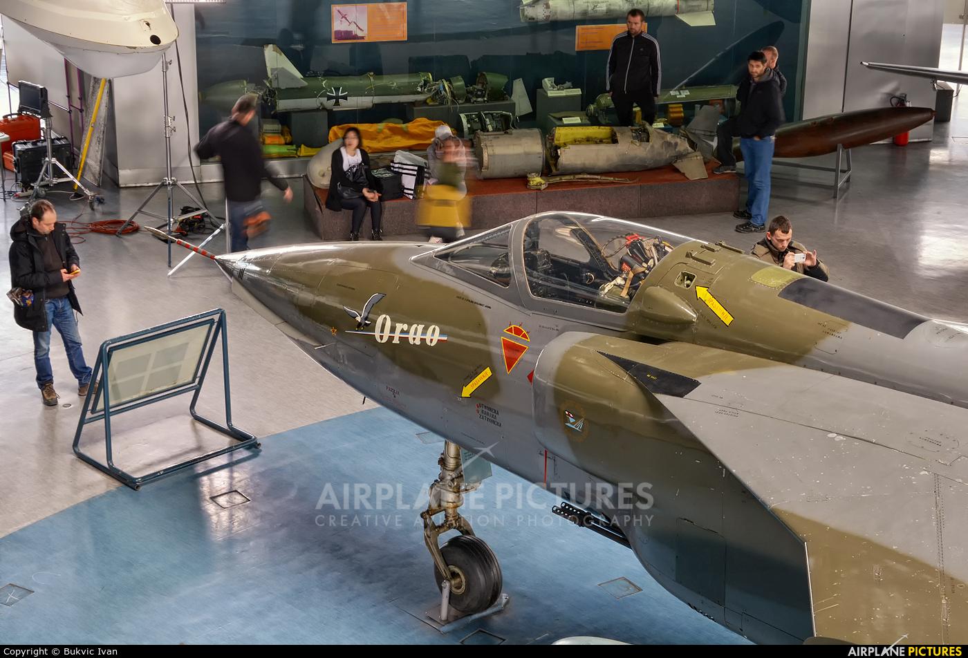 Yugoslavia - Air Force 25001 aircraft at Belgrade - Aeronautical Museum Belgrade