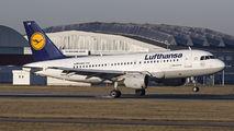 D-AILH - Lufthansa Italia Airbus A319 aircraft