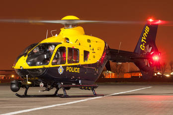 G-TVHB - UK - Police Services Eurocopter EC135 (all models)