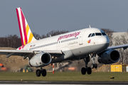 D-AGWG - Germanwings Airbus A319 aircraft