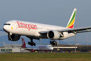 ET-ASK - Ethiopian Airlines Boeing 777-300ER aircraft