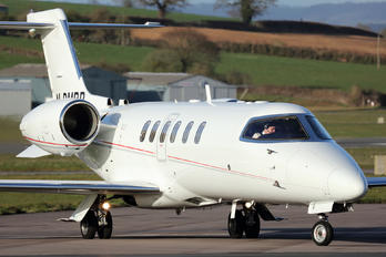M-DMBP - Private Learjet 40