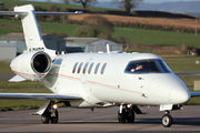 M-DMBP - Private Learjet 40 aircraft