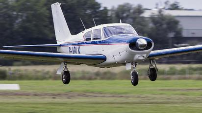 G-ARLK - Private Piper PA-24 Comanche