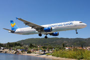 G-TCDX - Thomas Cook Airbus A321 aircraft