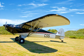 ZK-CSS - Private Cub Crafters Carbon Cub SS