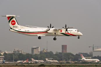 S2-AGR - Biman Bangladesh de Havilland Canada DHC-8-400Q / Bombardier Q400