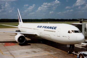 F-GHGG - Air France Boeing 767-300ER