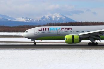 HL7734 - Jin Air Boeing 777-200ER