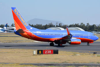 N451WN - Southwest Airlines Boeing 737-700