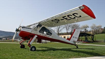 SP-ECC - Aeroklub Podhalański PZL 104 Wilga 35A