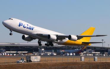 N851GT - Atlas Air Boeing 747-8F