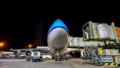PH-BFP - KLM Asia Boeing 747-400