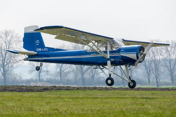 OM-LKL - Aeroklub Nitra Aero L-60 Brigadýr
