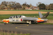 MT-35 - Belgium - Air Force Fouga CM-170 Magister aircraft