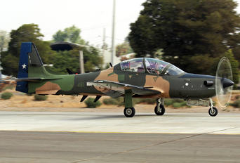 461 - Chile - Air Force Embraer EMB-314 Super Tucano A-29B