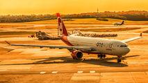 D-ABXA - Air Berlin Airbus A330-200 aircraft