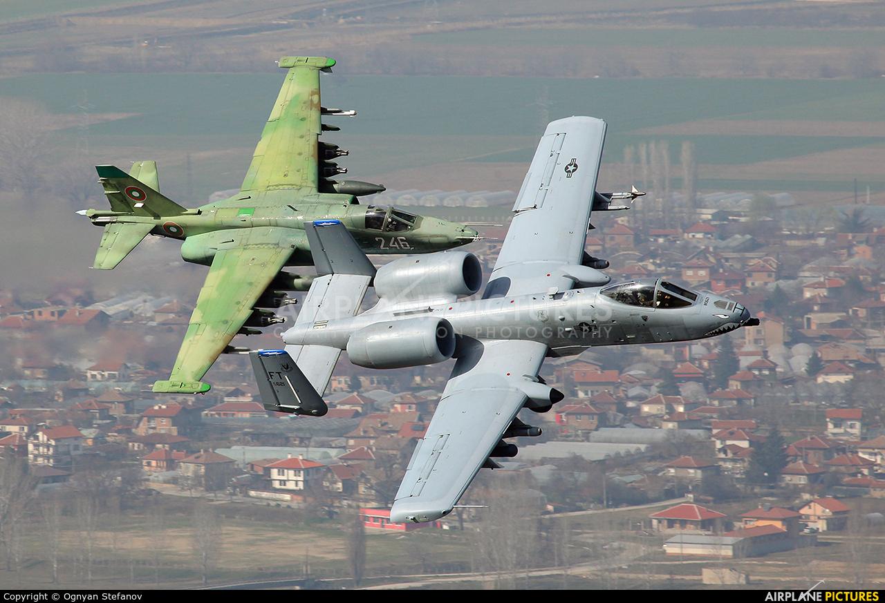 Bulgaria - Air Force 246 aircraft at In Flight - Bulgaria