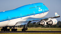 PH-BFF - KLM Boeing 747-400 aircraft
