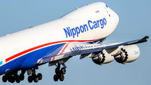 JA16KZ - Nippon Cargo Airlines Boeing 747-8F aircraft