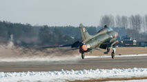 308 - Poland - Air Force Sukhoi Su-22UM-3K aircraft