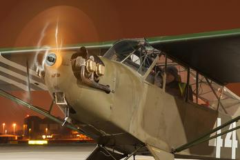 G-BILI - Private Piper J3 Cub