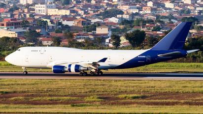 N356KD - Western Global Airlines Boeing 747-400BCF, SF, BDSF
