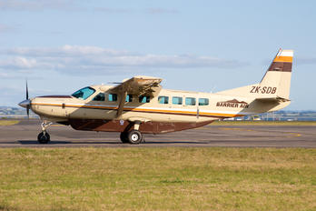 ZK-SDB - Great Barrier Airlines Cessna 208 Caravan