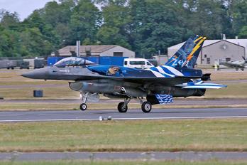 523 - Greece - Hellenic Air Force Lockheed Martin F-16C Block 52M