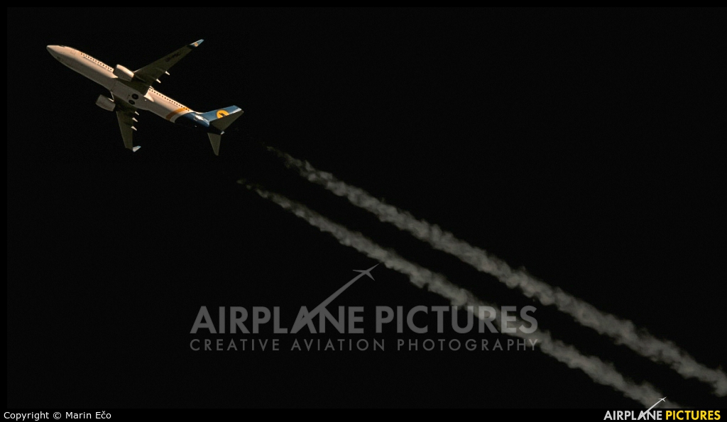 Ukraine International Airlines UR-PSC aircraft at Off Airport - Slovenia