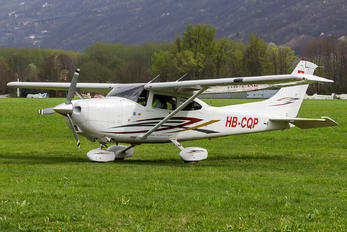 HB-CQP - Private Cessna 182 Skylane (all models except RG)