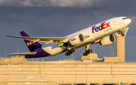 N857FD - FedEx Federal Express Boeing 777F aircraft