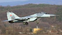 3911 - Slovakia -  Air Force Mikoyan-Gurevich MiG-29 aircraft